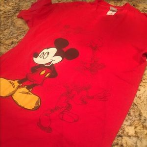 Vintage Mickey Mouse unlimited  t shirt